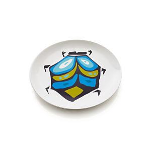 Blue Beetle Plate