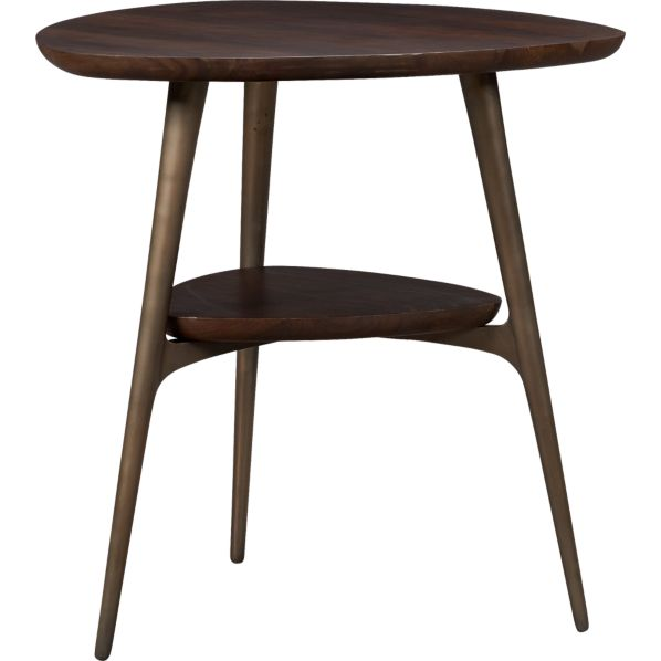 Bel-Air Side Table in Coffee Tables & Side Tables | Crate and Barrel