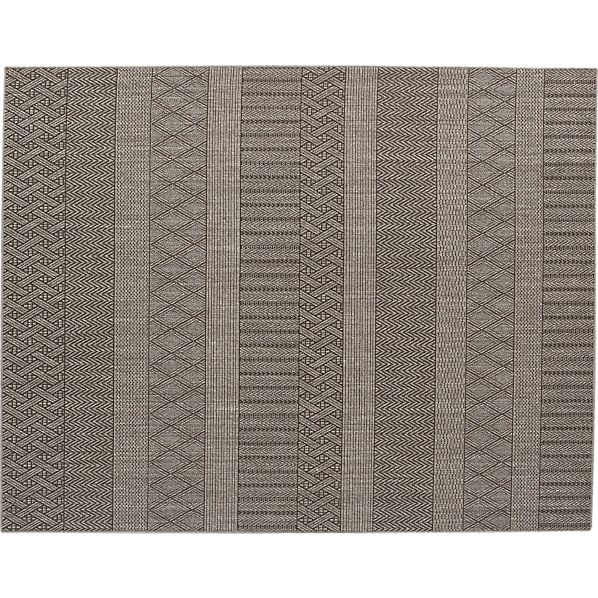 Belize Graphite 8'x10' Rug