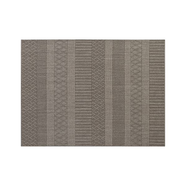 Belize Graphite 9'x12' Rug