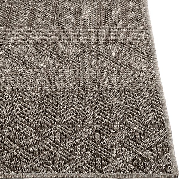 Belize Graphite 10'x14' Rug