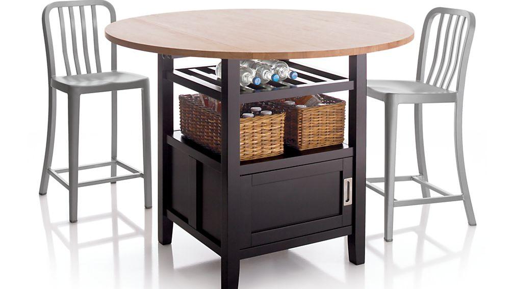Delta Bar Stools And Cushion Crate And Barrel