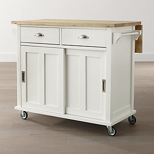 Vintner White Bar Stool And Cushion Crate And Barrel