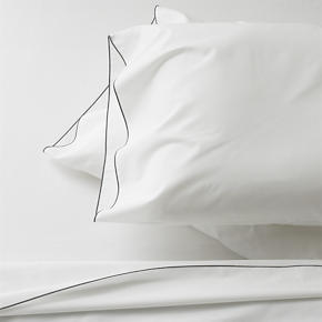 Belo Grey Sheet Sets