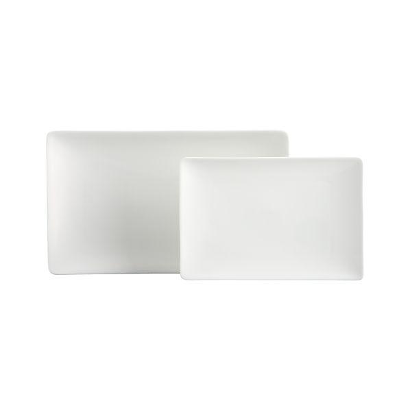 Bennett Rectangle Platters