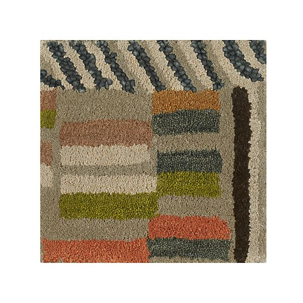"Berta 12"" sq. Rug Swatch"
