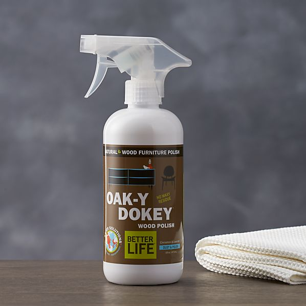 Better Life ™ Oak-y-Dokey Wood Cleaner