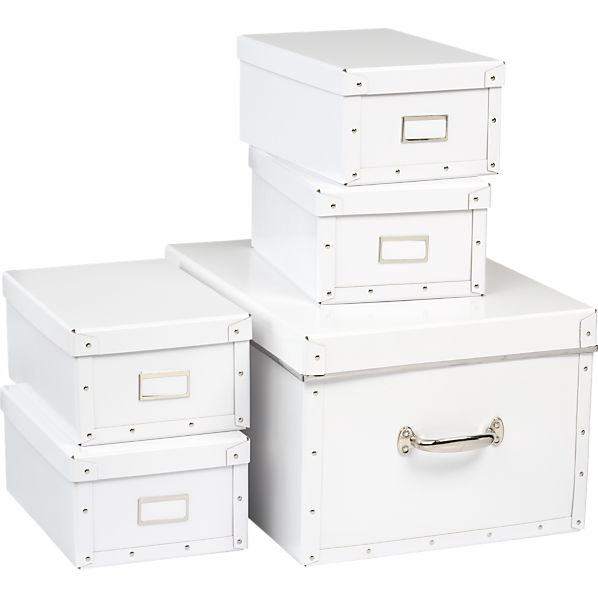 5-Piece Big Boxes Set