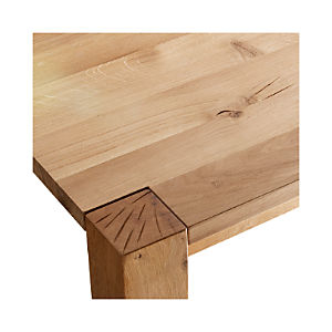 Big Sur Natural Dining Tables