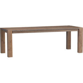 Big Sur Smoke 90.5 Dining Table