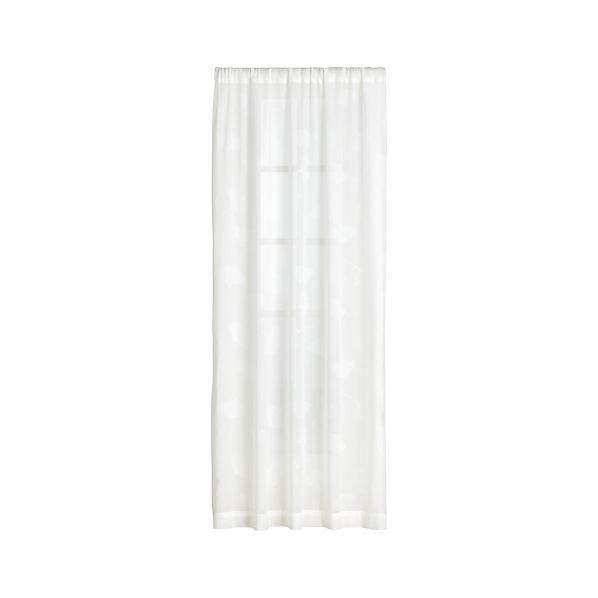Marimekko Biloba Sheer 50x96 Curtain Panel