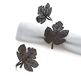 Birch Leaf Napkin Ring