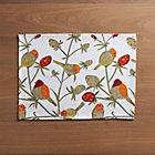 Birds and Berries Placemat.