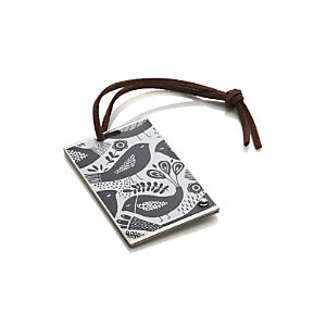 Birds Luggage Tag