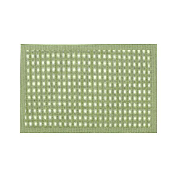 Biscayne Kiwi 4'x6' Indoor-Outdoor Rug