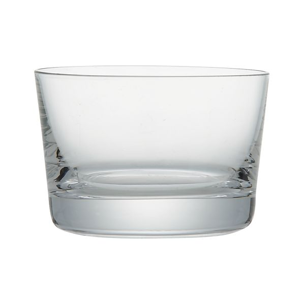Set of 4 Bitty Bite Short Glasses