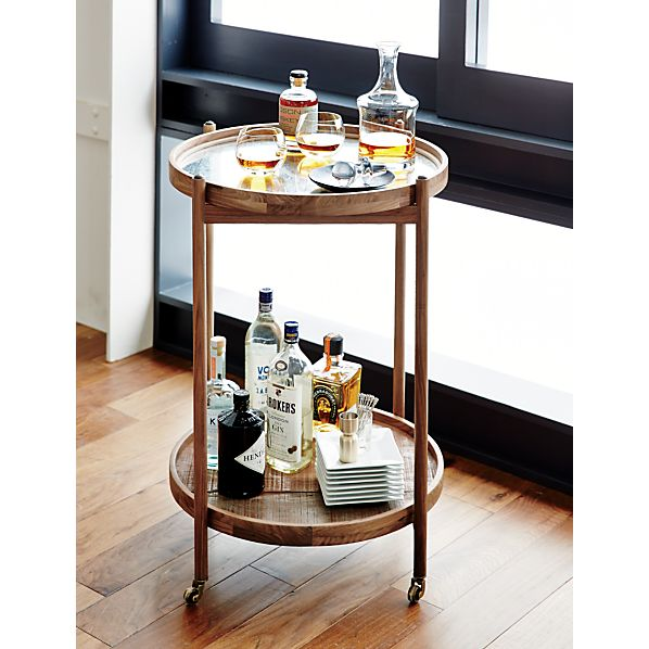 Bix Bar Cart