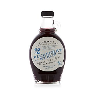 Blackberry Patch Blueberry Syrup
