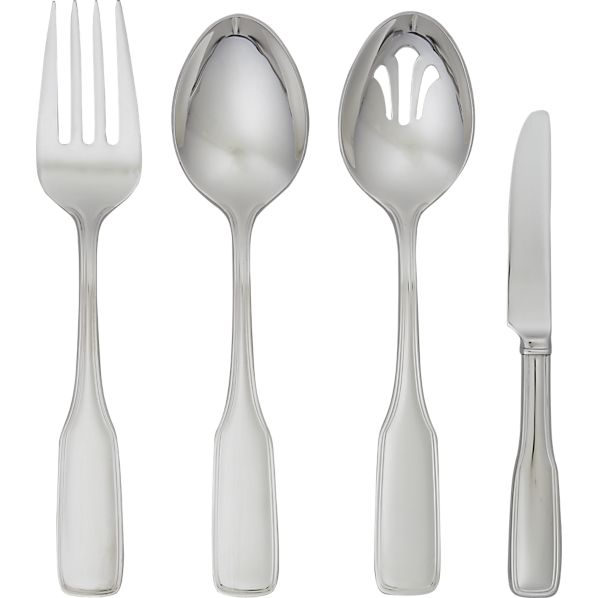 Blake 4-Piece Serving Set