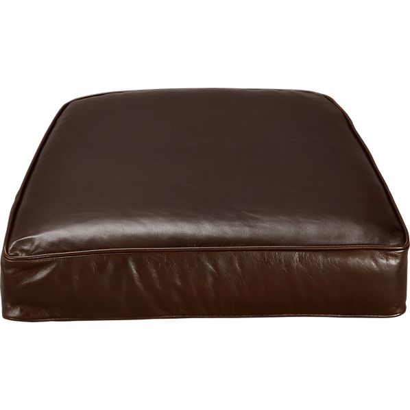 Blake Leather Lounge Chair Cushion