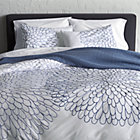 Bloom King Duvet Cover.