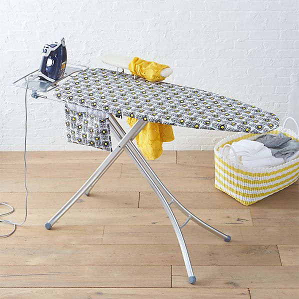 Mod Flower Ironing Board Cover with Pad