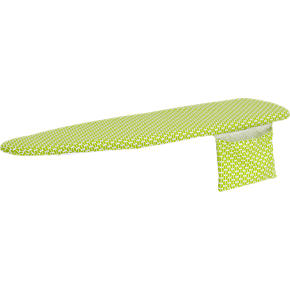 Dot 54x 14 Ironing Board Cover with Pad