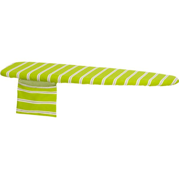 "Stripe 49""x 18"" Ironing Board Cover with Pad"