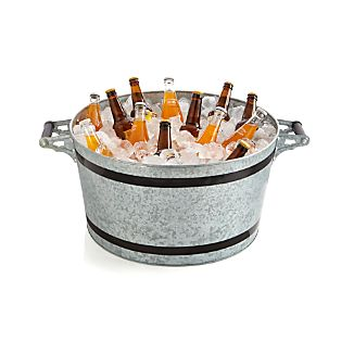 Bobbing Beverage Tub
