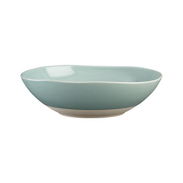 """Boheme 10.75"""" Blue Bowl"""