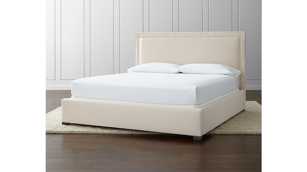 Border King Bed
