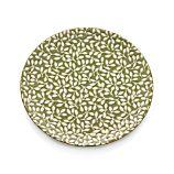 Botanica Green Plate