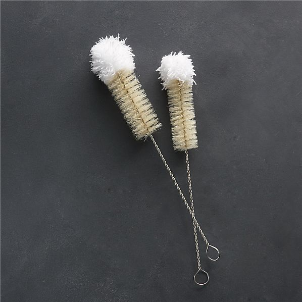 Set of 2 Casabella® Bottle Brushes