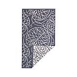 Marimekko Bottna Slate Bath Towel