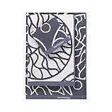 Marimekko Bottna Slate Bath Towels