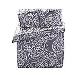 Marimekko Bottna Slate Bed Linens