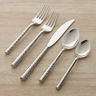 Boulder 20-Piece Flatware Set