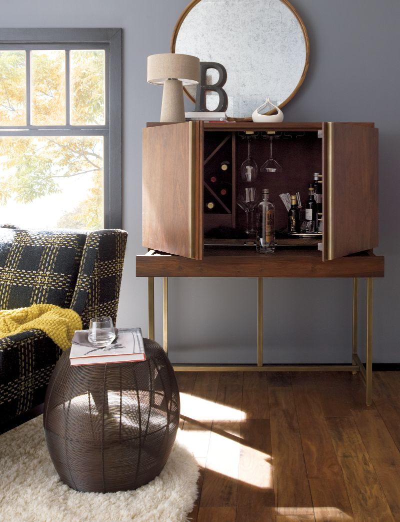 Bourne Bar Cabinet