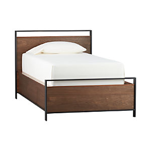 Bowery Twin Storage Bed