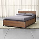 Bowery Full Storage Bed