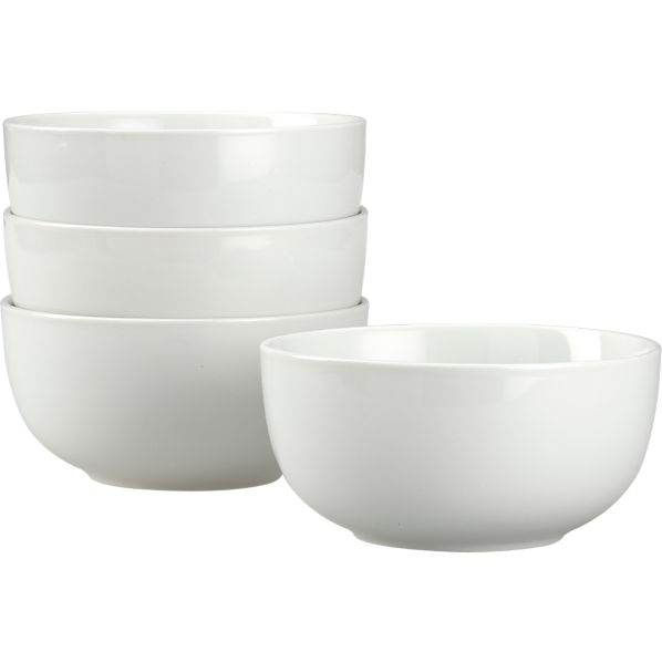 Bowls Set of Four