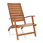 Brant Natural Folding Chair.