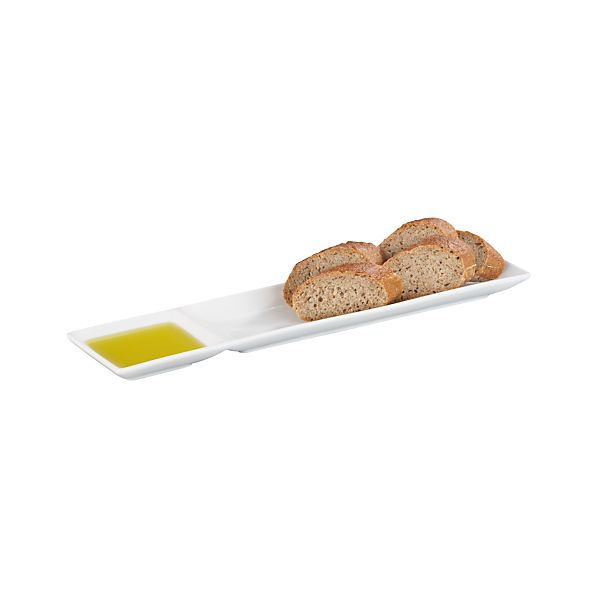 Bread & Oil Server