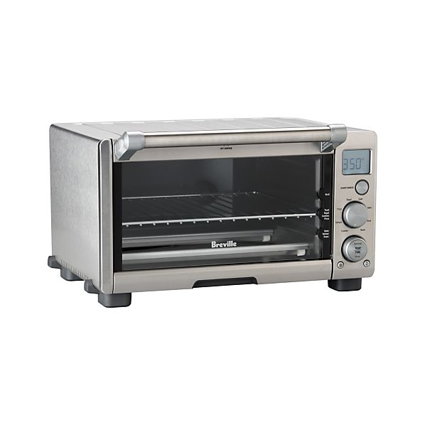 Breville compact smart oven crate and barrel for Breville toaster oven