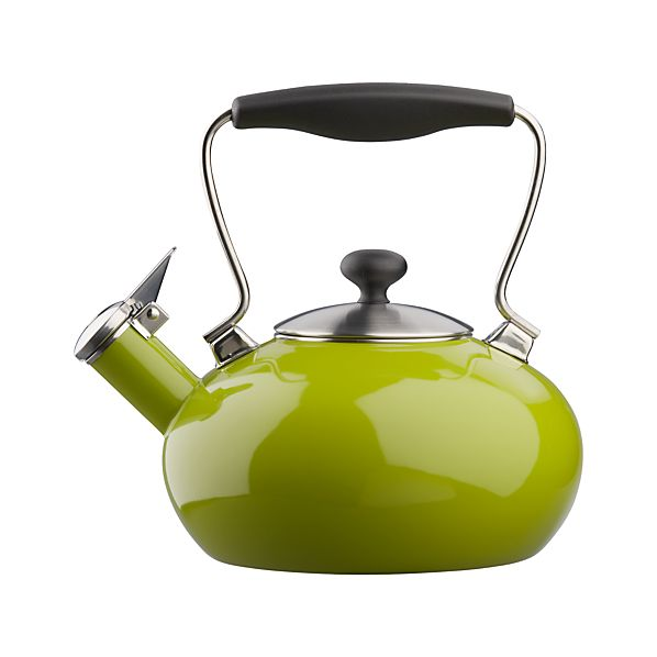 Chantal® Green Bridge Teakettle