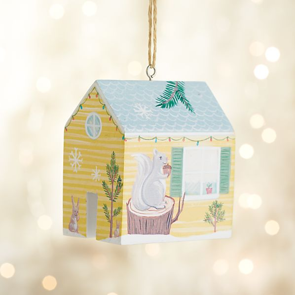 Bright Wilderness House Ornament