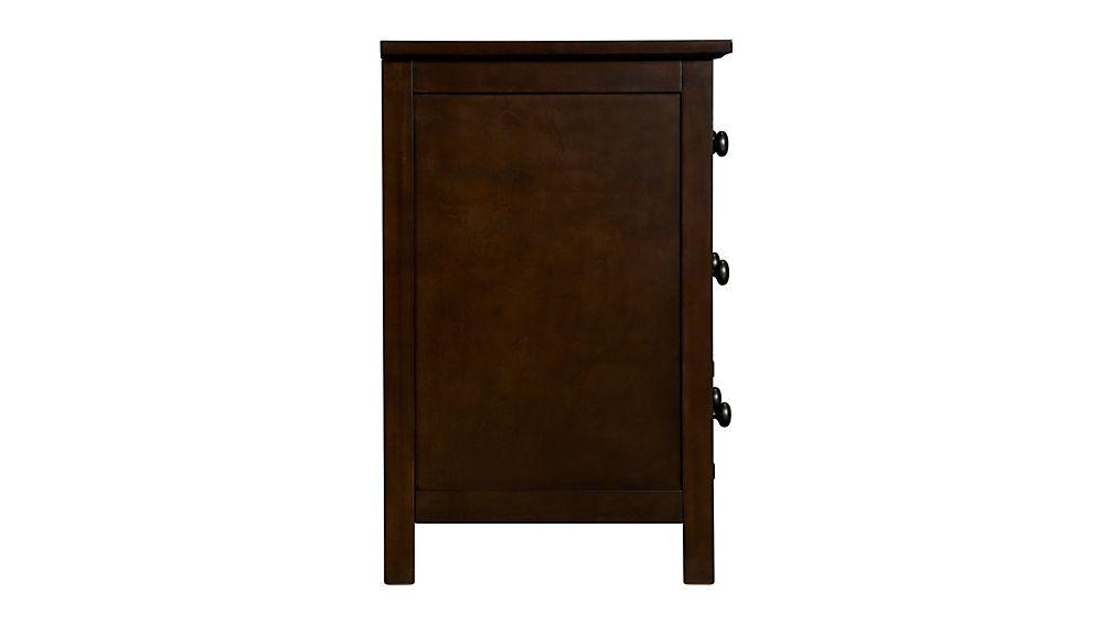 Brighton Coffee 6-Drawer Dresser