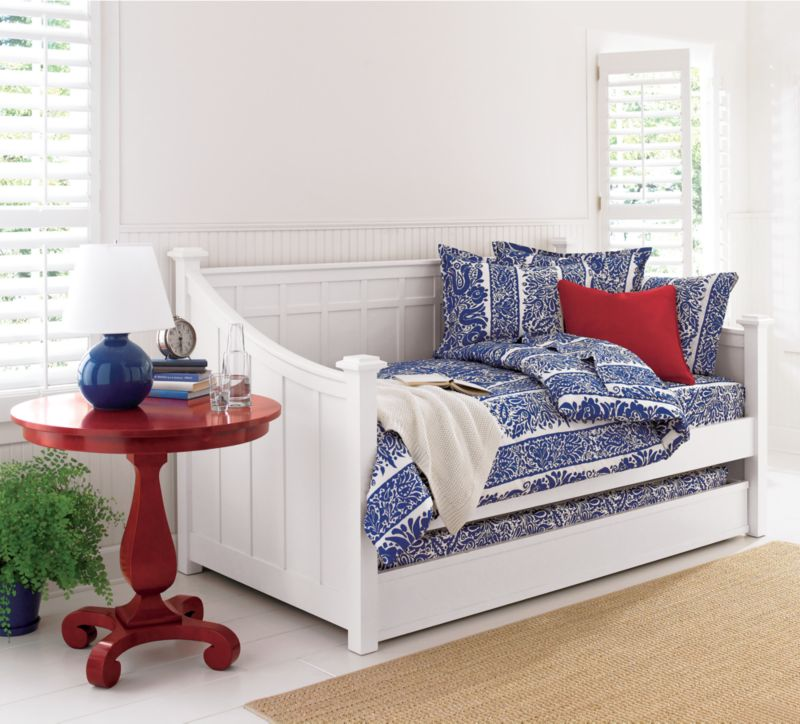 Brighton White Daybed