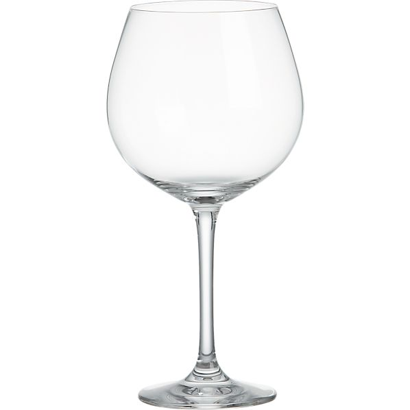 Brim 28 oz. Big Red Wine Glass