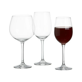 Brim Wine Glasses